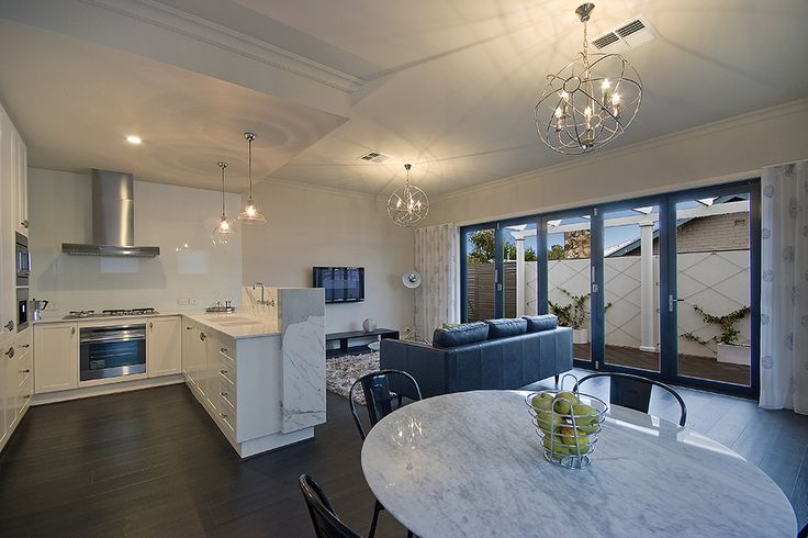 A Rossdale Homes display home located at our Glenunga display Village