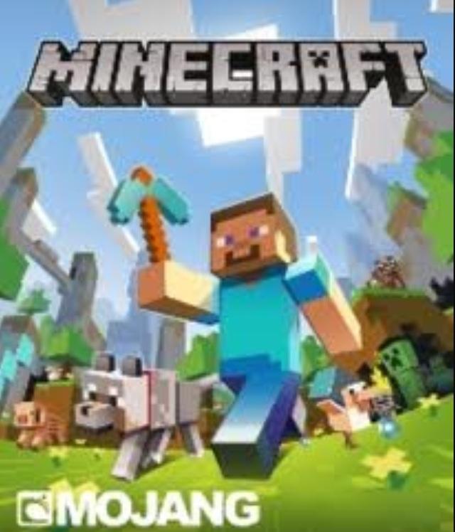 Minecraft Xbox360 Edition Cover.