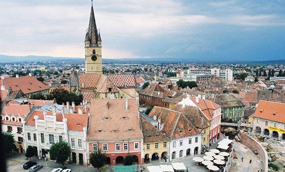 Turnul Stafului - Sibiu