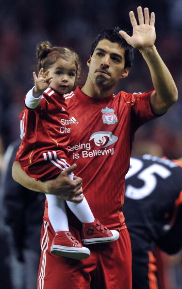 Love you suarez :)