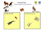 Grouping Animals