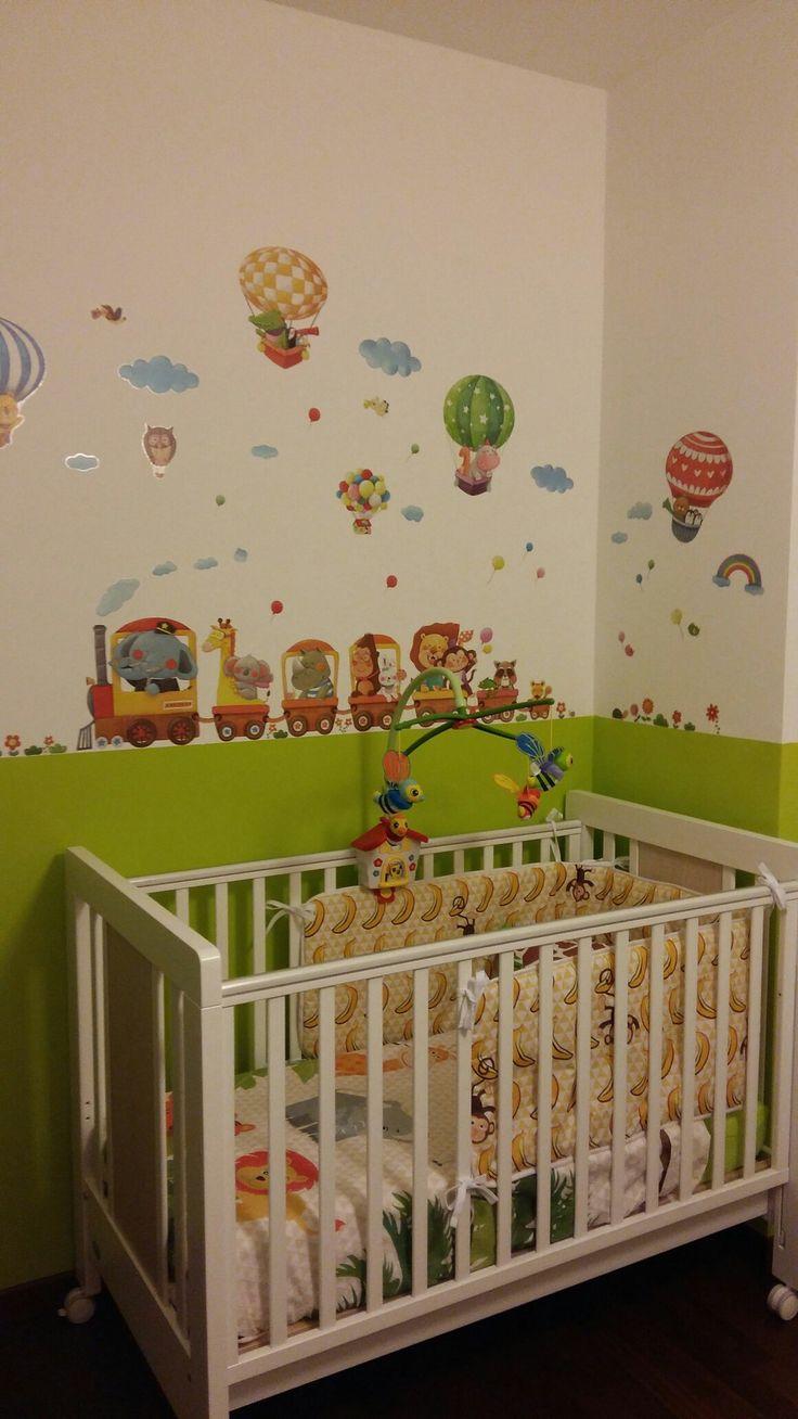 14 best Cuarto de niños images on Pinterest | Child room, Kid rooms ...