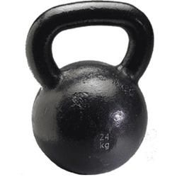 Russian Kettlebell - 24kg (53lb) - swing this 100 times in 5 minutes and earn your RKC certification