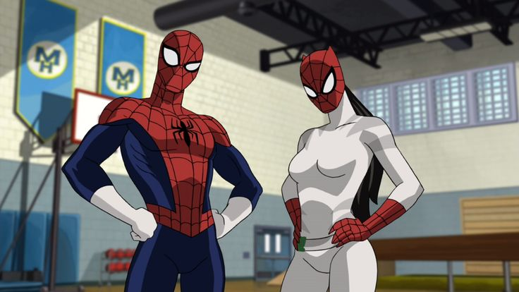 Why I Hate the Gym is the 6th episode of the first season of Ultimate Spider-Man. It aired on April 29, 2012. Taskmaster goes undercover and infiltrates Peter's school to seek out Spider-Man. Spider-Man and White Tiger must put their differences aside and find a way to defeat an opponent who can mimic all of their physical abilities.