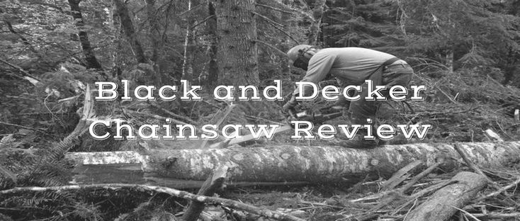 Looking for Black and Decker Chainsaw reviews? Click here for the latest Black & Decker LCS1020 Chainsaw Review at PowerToolbuzz.com!