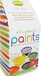 Glob natural + organic Paint Set, $22.95