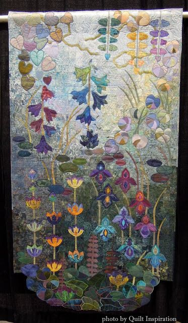 Quilt Inspiration: Highlights of the Pacific International Quilt Festival - Part 4