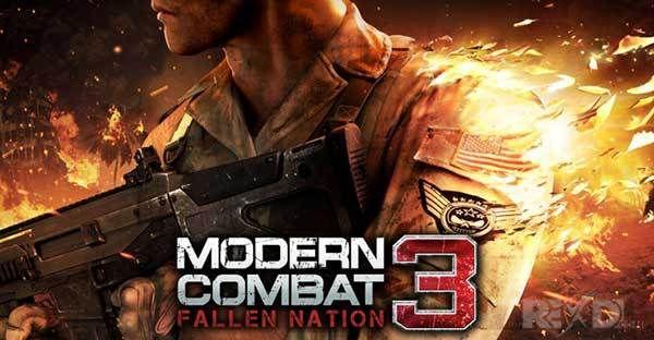 Modern Combat 3 Fallen Nation Mod Apk Obb Download Emmytechs In 2020 Combat Gameloft National