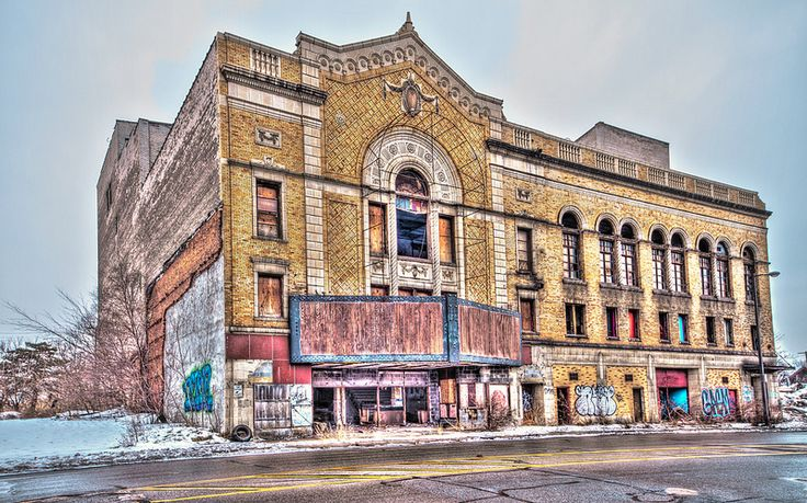 Eastown theater with images detroit neighborhoods