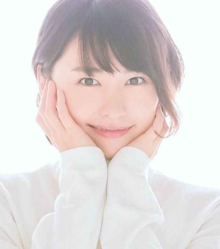 Ai.yoshinaga on Instagram \u201cガッキー新垣結衣新垣結衣かわいい かわいいショートヘアショートヘアショートボブ  かっこいい ふわふわ 新垣結衣になりたい