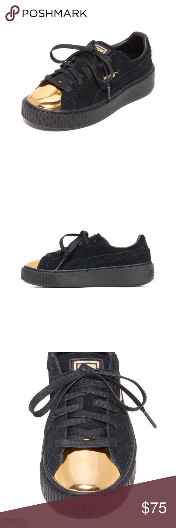 Puma Creeper Sneaker Its 2016 puma creeper. Its barely used. Puma Shoes Sneakers