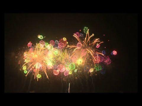 Buon Anno 2015 fuochi artificiali