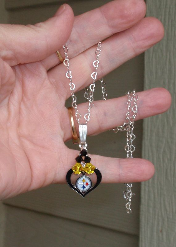 Pittsburgh Steeler Inspired Sweet on the Steelers by scbeachbling, $28.00