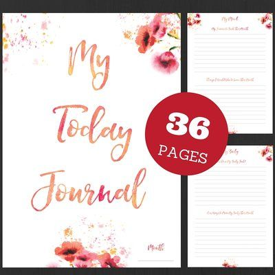 My Today Journal
