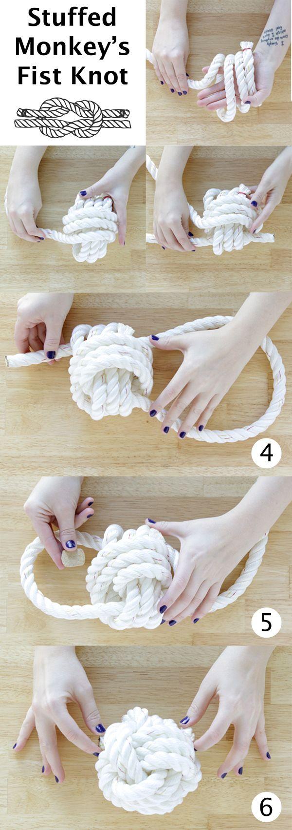 La balle en corde surprise | Animalblog