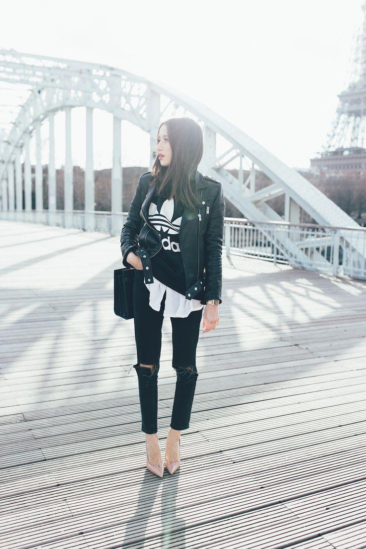 Alex's Closet - Blog mode et voyage - Paris | Montréal: BLACK N LOUBIES