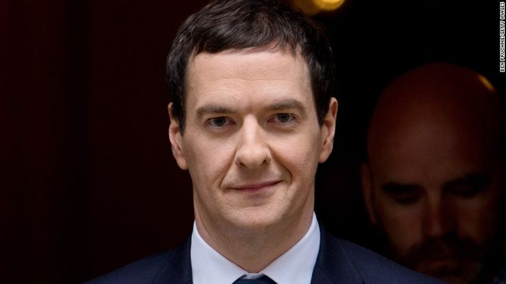 George Osborne, the former U.K. Treasury chief, will become the new editor of the Evening Standard, owner Evgeny Lebedev announced Friday.