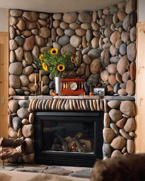 Best 2014 Stone for Fireplace Ideas | Kelly's Dream House
