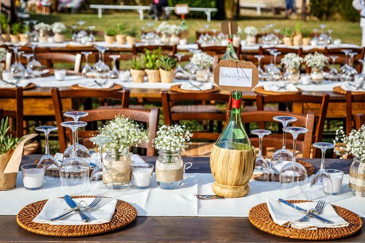 Matrimonio Country Chic Tavoli : Allestimento tavoli imperiali country chic weweddings