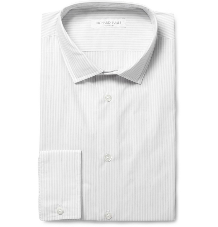 Richard James bengal stripe cotton shirt from mrporter.com