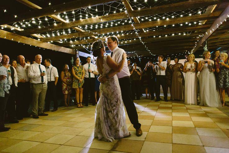 first dance - The Barn - Adams Peak - Hunter Valley wedding photographer www.cavanaghphotography.com.au