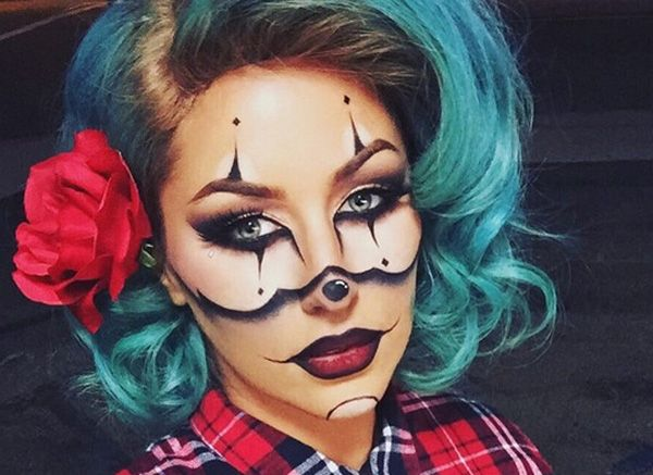 100 best Halloween Makeup ❤ images on Pinterest | Costumes ...