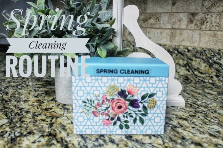 spring cleaning routine spring clean organize spring cleaning tips