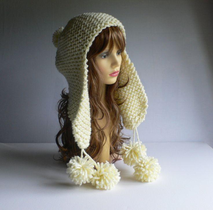 Enchanting Crochet Trapper Hat Pattern Composition - Blanket ...