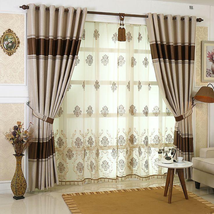Наоми [Code] в европейском стиле высокого класса дома затемненные шторы гостиная спальня Nordic Юго-Восточной Азии * Эдварда - Taobao