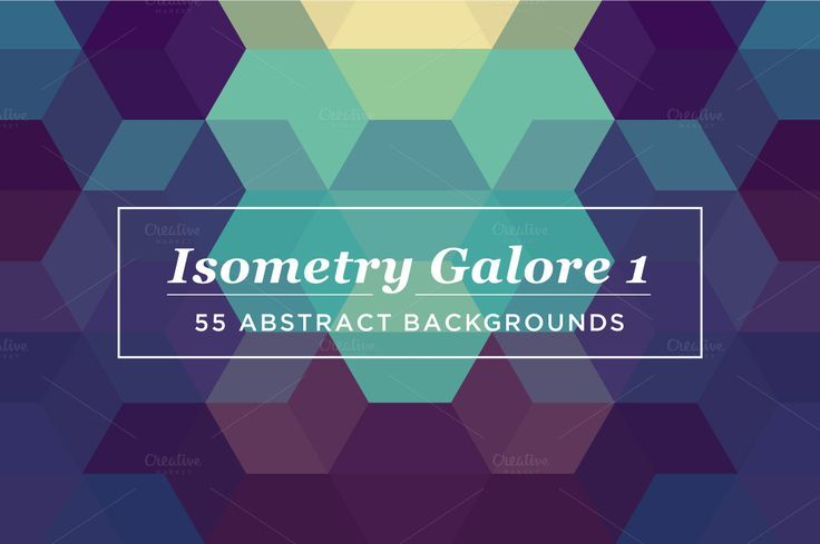 Isometry Galore 1 - Patterns - 5