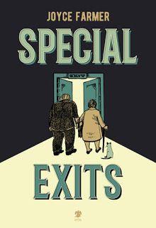 Il Colore dei Libri: Recensione [Graphic Novel]: Special Exits di Joyce...