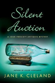 Silent Auction: Worth Reading, Auction Book, Good Reading, Silent Auction, Book Worth, Auction Mystery, Antiques Mystery, Mystery Cozy Mystery, Prescott Antiques