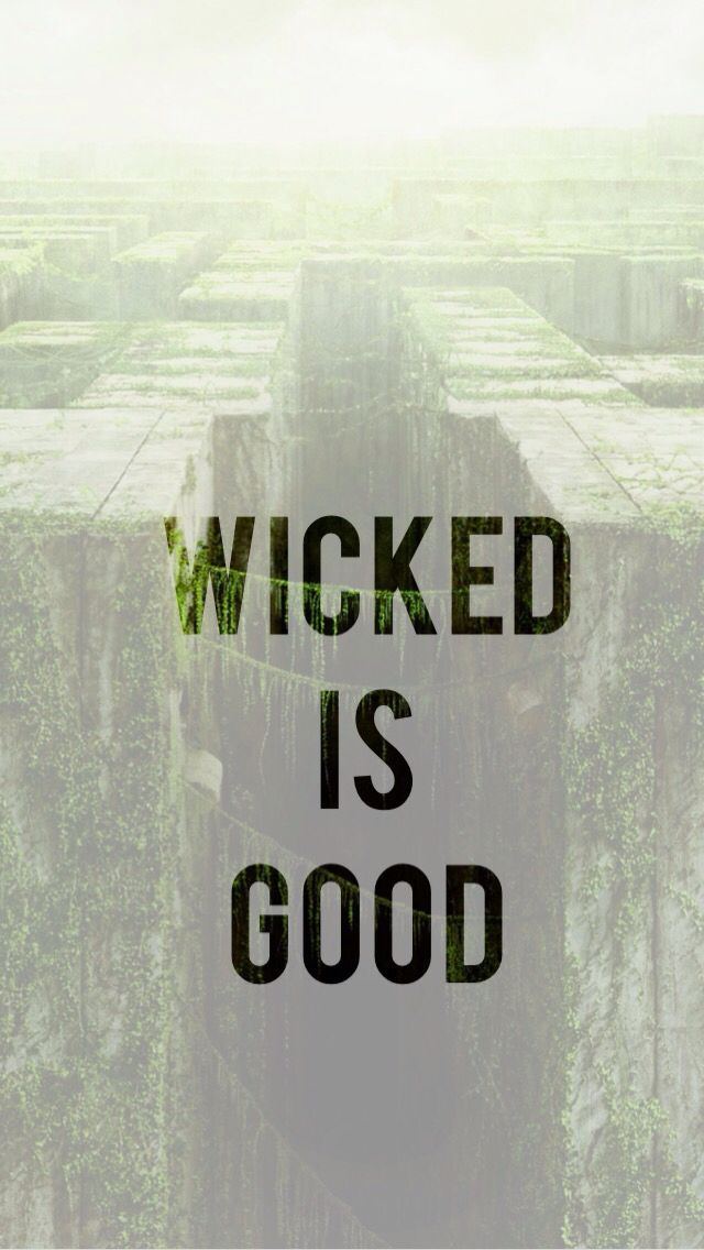 WICKED is good.