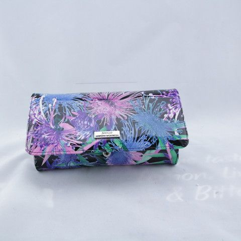 "Ladies' Wallet, Serenade Leather, ""Iris"""