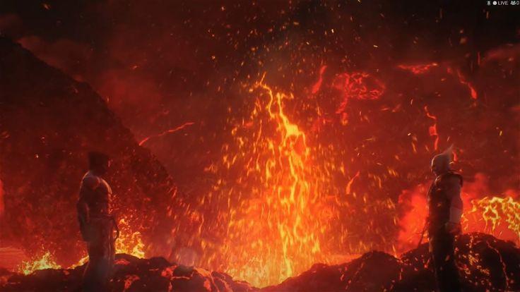 [GG] Tekken7 Story #3 (Ending) : chap 14-sp : จุดจบศึกสายเลือดพ่อลูกรุ่น...