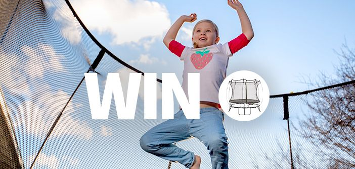 This is a great competition with a great prize .... Win yourself a Springfree Trampoline for summer!  Win A Springfree Trampoline