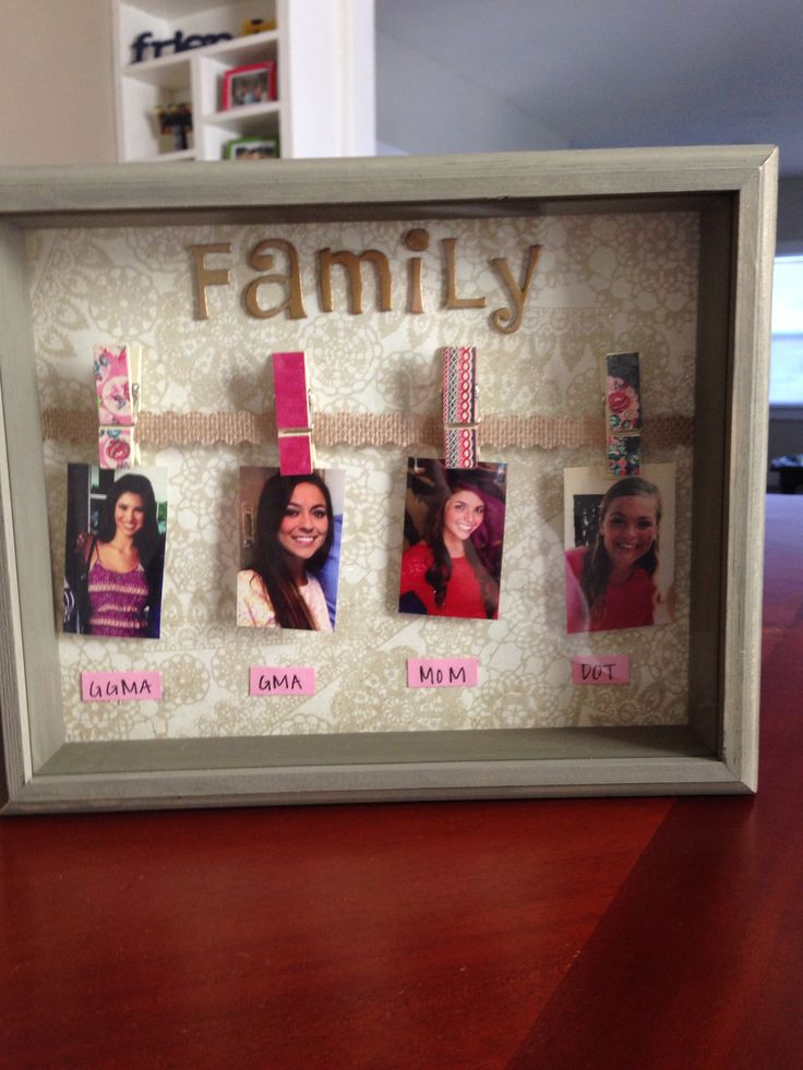 Sorority Family Tree. I don't want it in this format... but I want to make a family tree/picture frame thing for my inspirational Giraffe family line. <3
