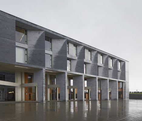 University Of Limerick By Grafton Architects