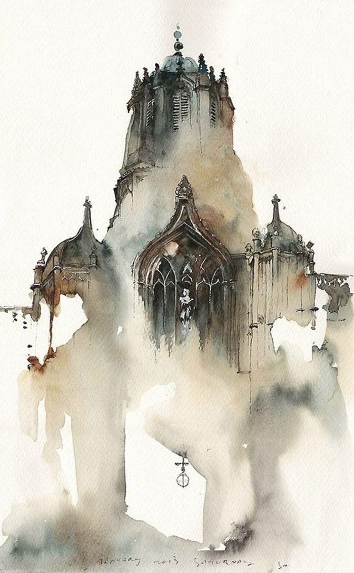Tom Gates, Oxford, UK