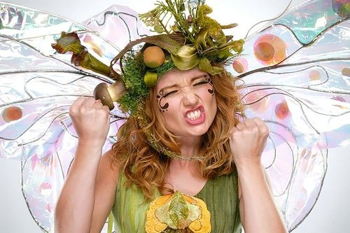 YES! It's Fairy Friday!