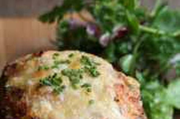 Crab Thermidor Jacket Potato: Stephen Jackson's recipe - Huddersfield Examiner