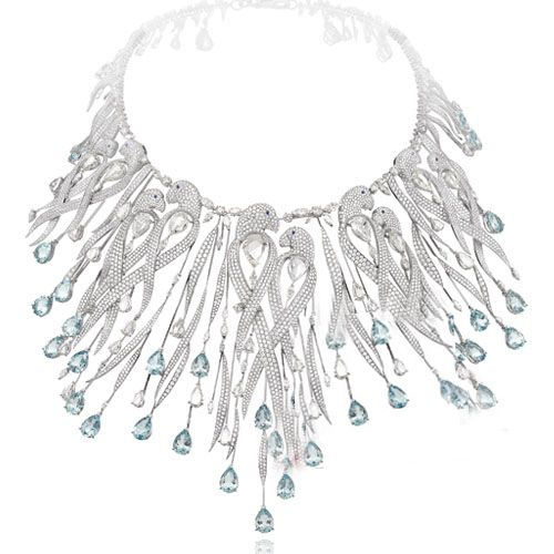 Parrot Necklace by Chopard
