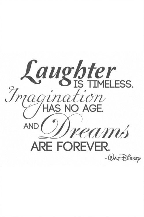Quotes from Walt Disney and Disney films