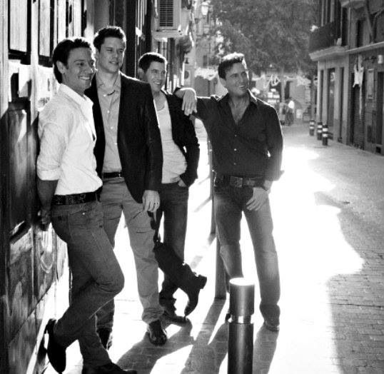 The handsome men of il divo xxxx - Il divo man you love ...