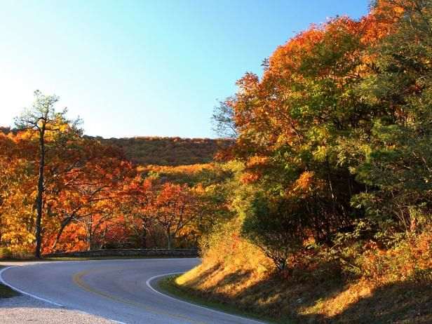 Fall Foliage Map : Travel Channel.com