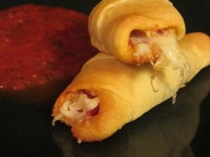 Pepperoni Crescent Rolls: My daughter loved these! So easy and fun for her to help make.