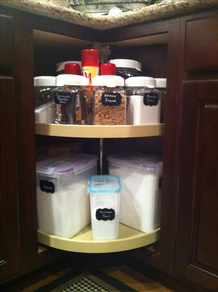 ideas about baking organization on   pantry, Kitchen