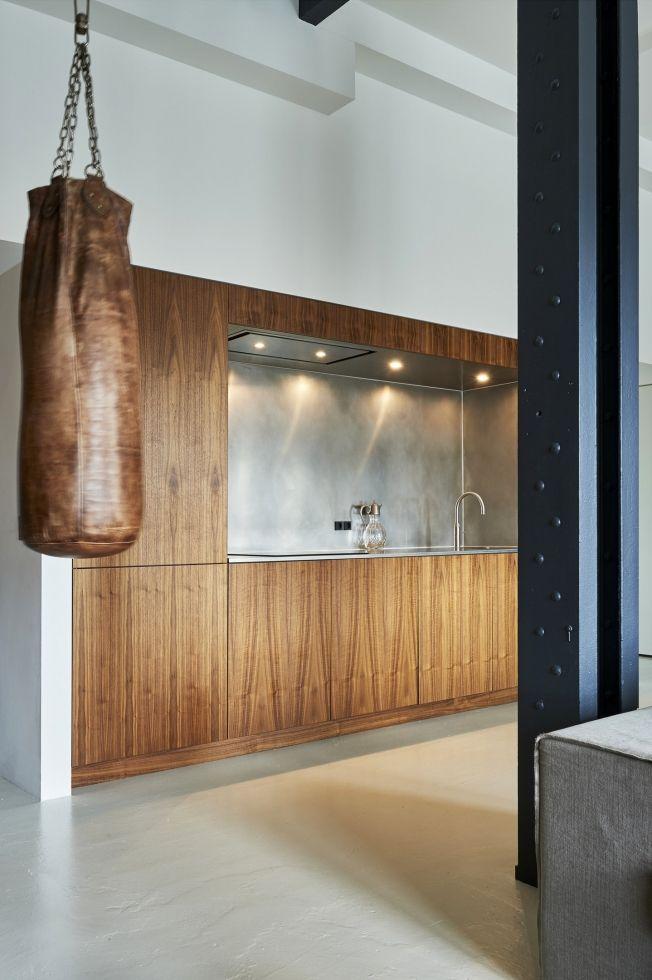 Лофт в Амстердаме - Дизайн интерьеров | Идеи вашего дома | Lodgers