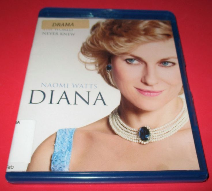 Diana- The Story the World Never Knew [Blu-ray - 2014] Former Rental Noami Watts #diana #PrincessDiana #drama #truestory #movies #noamiwatts http://www.ebay.com/usr/vinylrockretro?rt=nc