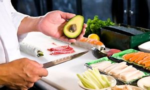 Groupon - 90-Minute Sushi-Making Class for One, Two, or Four at Hito Restaurant (Up to 54% Off) in Mount Kisco. Groupon deal price: $39